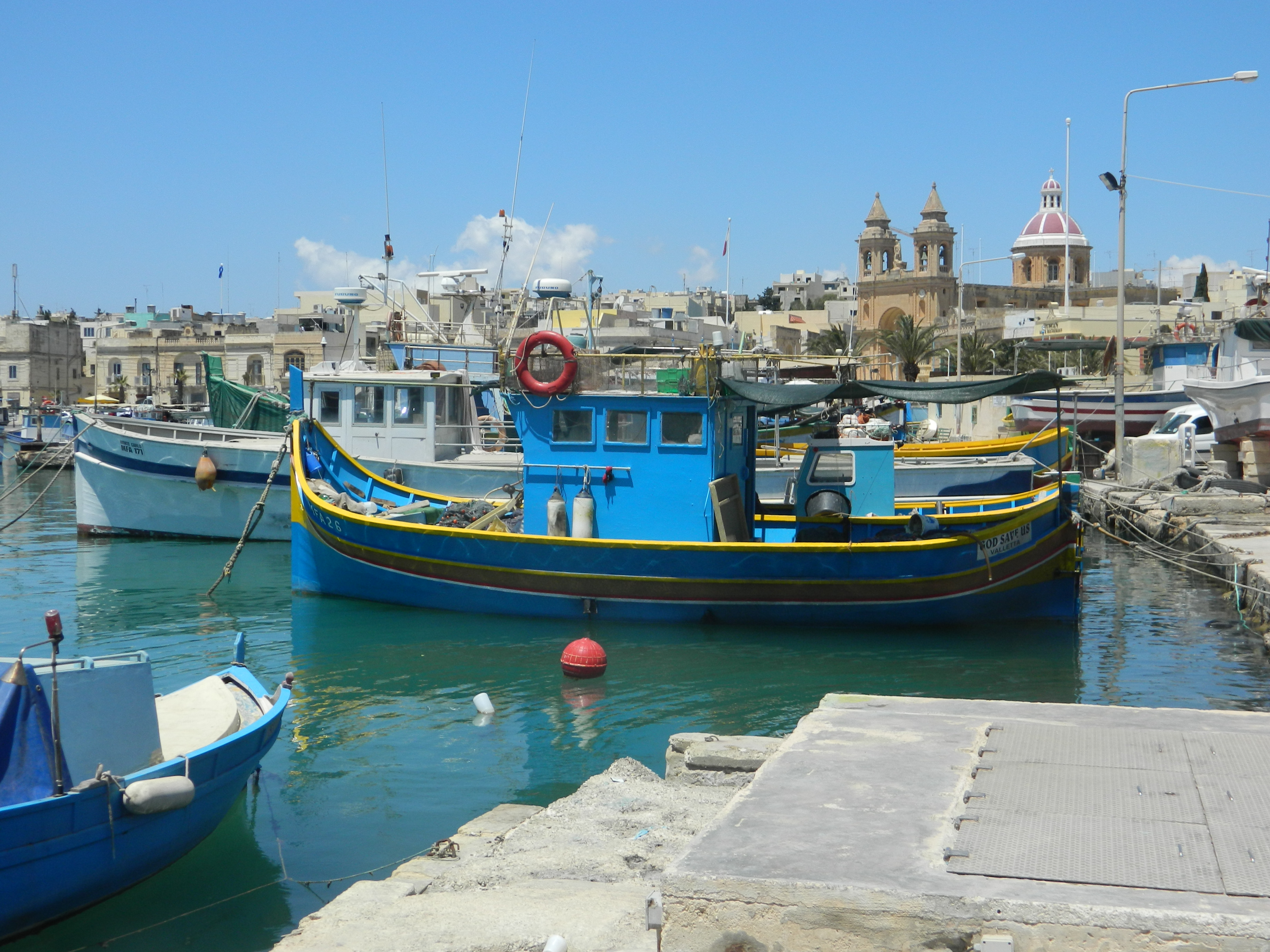 Malta sau… turism 100%