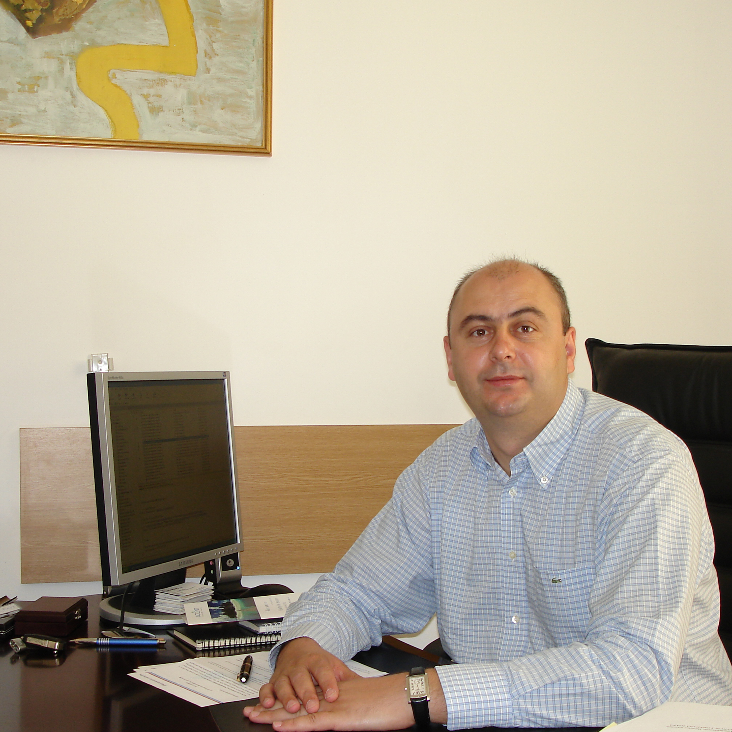 """Lucian Boronea: """"Aş fi foarte fericit ca în 10 ani să devenim destinaţia de SPA nr 1 în Europa"""""""