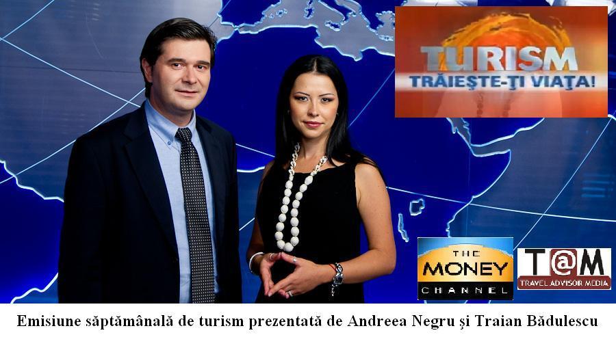 """""""Trăieşte-ţi viaţa"""" cu Lucian Marinescu (Trend Hospitality) despre calitatea serviciilor turistice în România"""