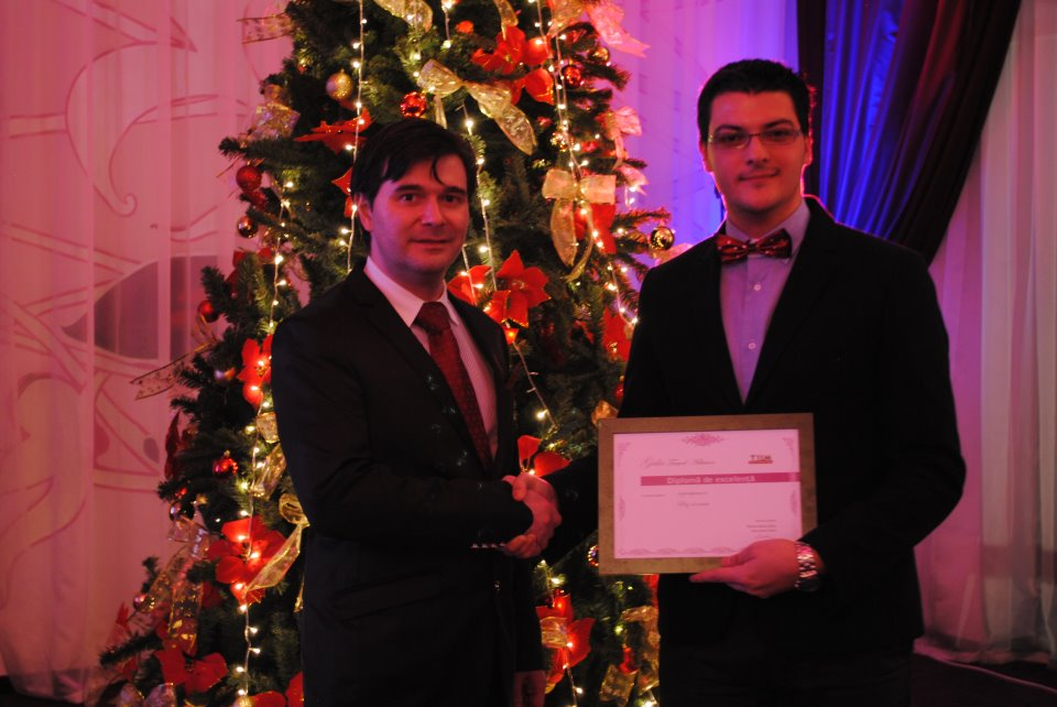 """RazvanPascu.ro – """"Blogul anului 2011″ la Gala de turism Travel Advisor"""