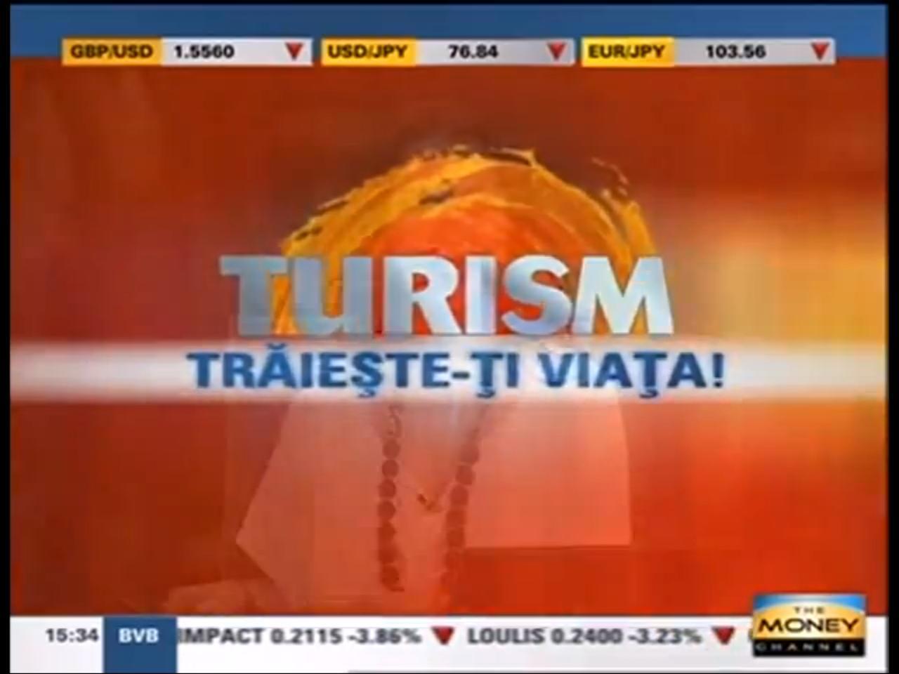 Înregistrare emisiunea de turism Trăieşte-ţi viaţa – ediţia 2, 14 octombrie 2011
