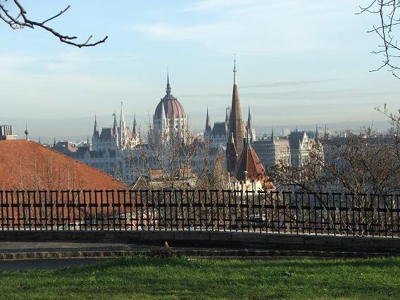 Budapesta - capodopera urbana de langa noi