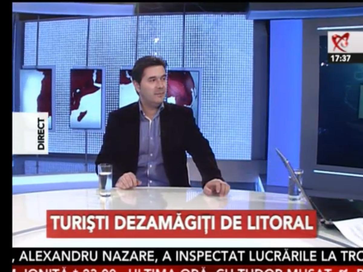 """Despre litoralul românesc la emisiunea """"Deschide lumea"""" - Realitatea TV"""