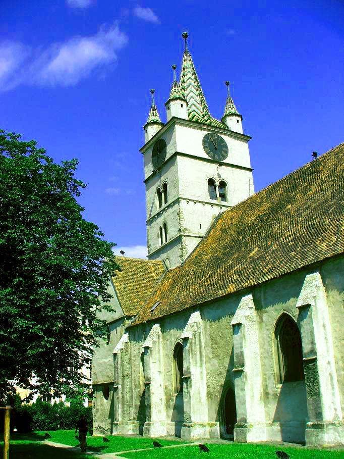 Biserica Evanghelică din Sebeş (România – o fotografie şi o poveste / 41)