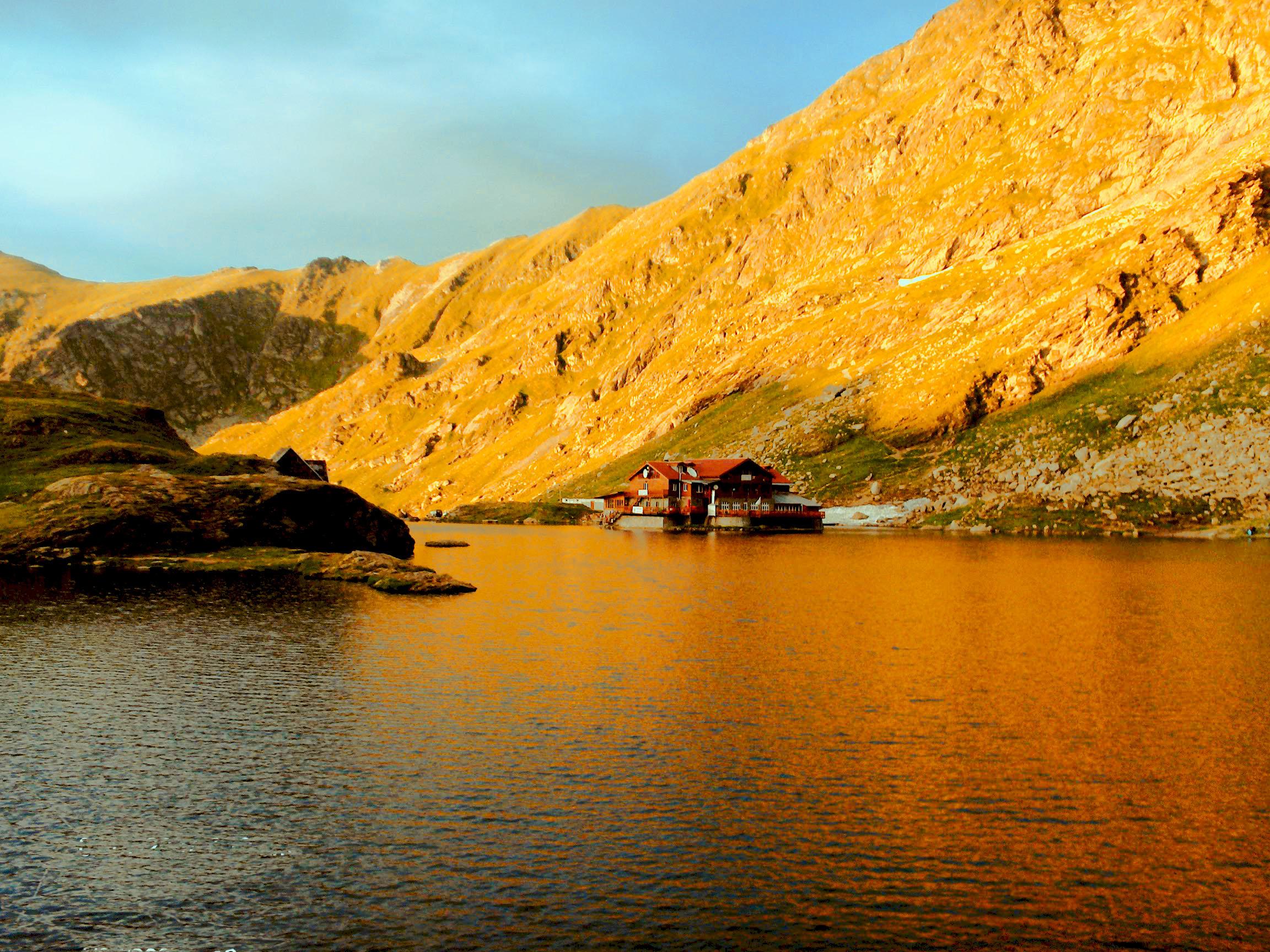 Lacul Bâlea (România – o fotografie şi o poveste / 43)