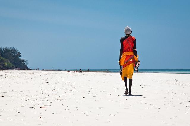 Revelion în... Kenya