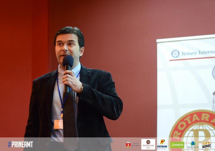 Expunerea mea despre presa online de turism la conferinţa Marketing Online în Turism - Piatra Neamţ
