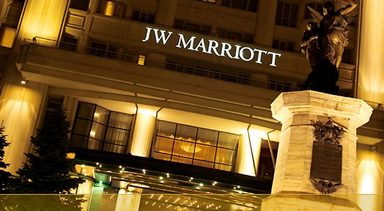 Un concept care m-a impresionat: Marriott