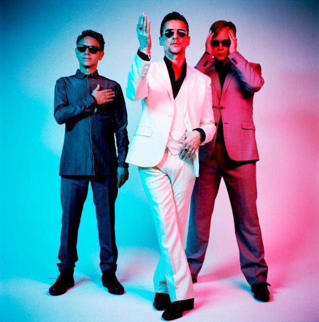23 octombrie: Depeche Mode anunţă noul album şi noul turneu