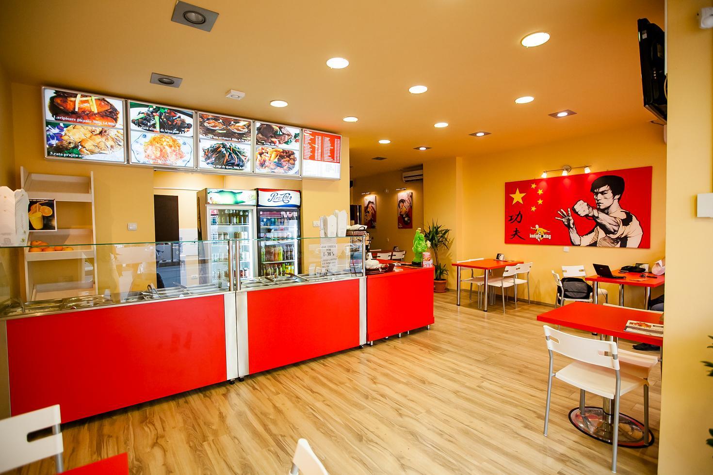 Restaurant Kungfu King – proprietar din Beijing, bucătar-şef premiat în China
