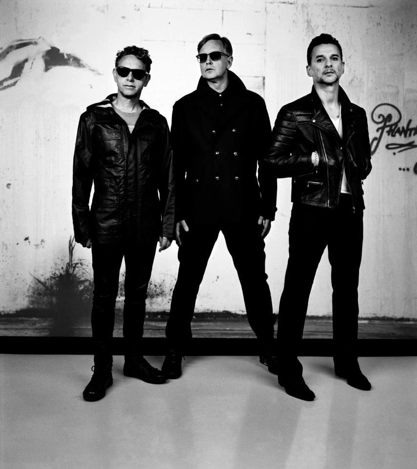 Posibil concert Depeche Mode pe National Arena: 15 mai 2013