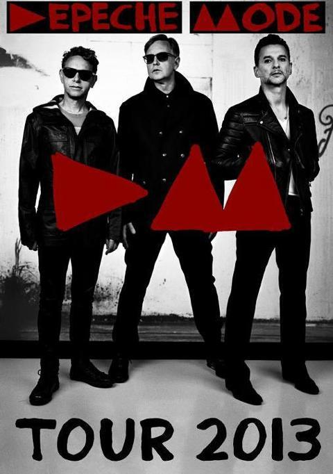 Depeche Mode la Bucureşti pe 15 mai!