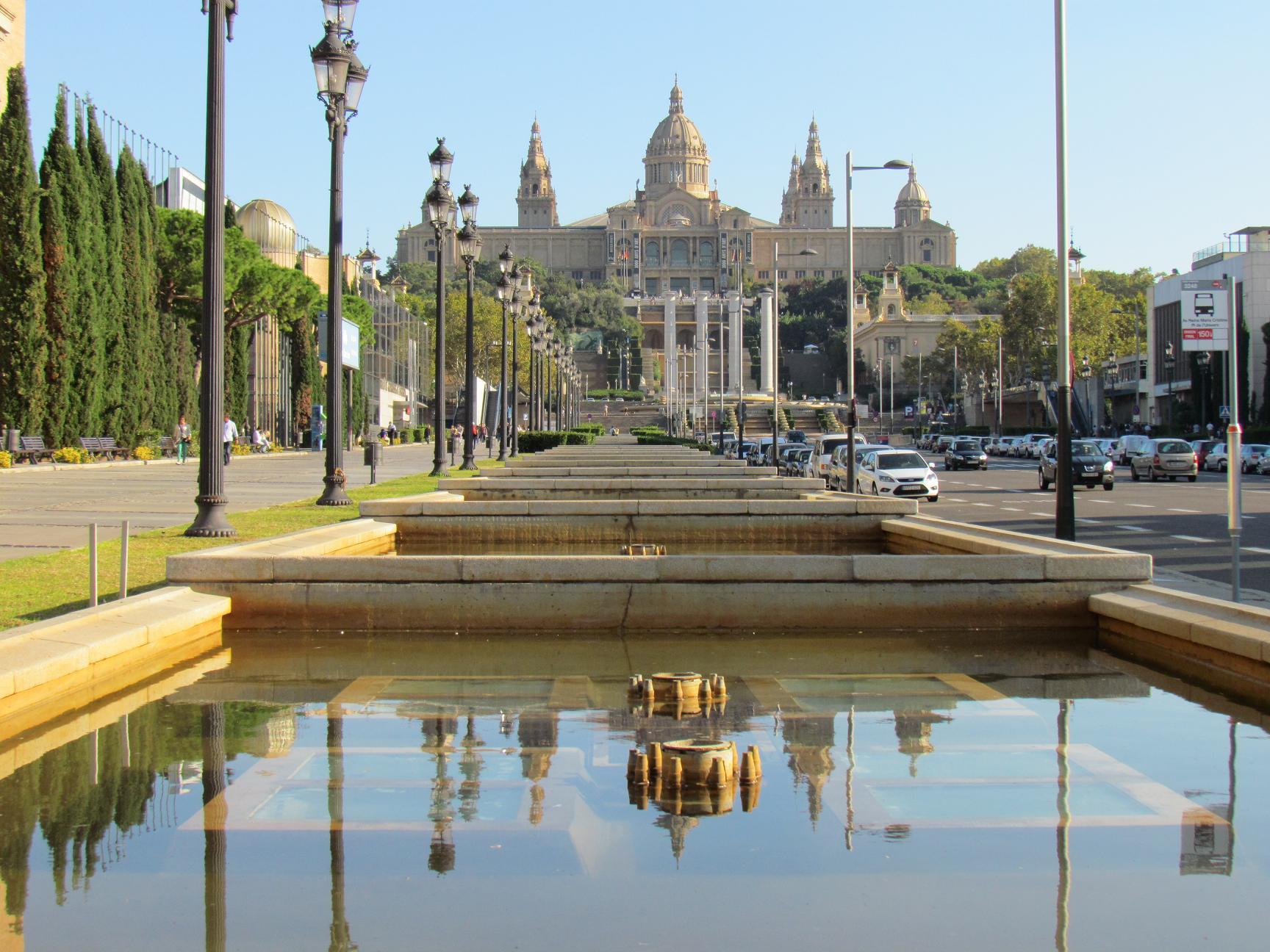 Zile de vis în Barcelona - 3