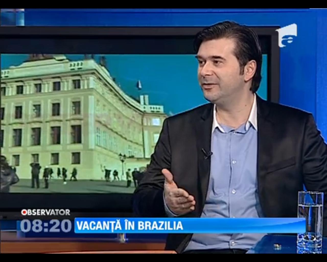 Despre carnavaluri la Observatorul matinal, cu Daniel Osmanovici
