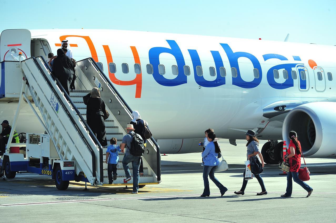 flydubai a debutat la Târgul de Turism al României