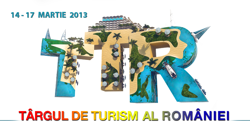 Vă aştept la Târgul de Turism al României!