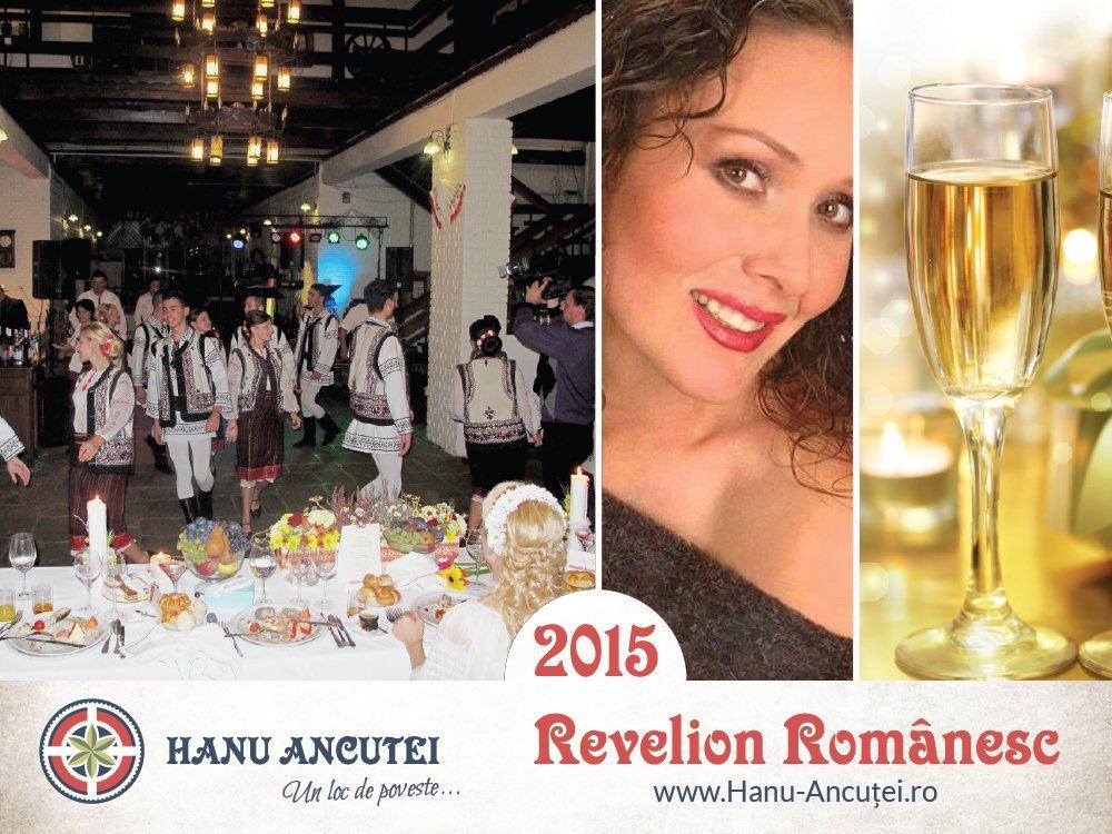 Cum să petreci altfel Revelionul: Hanul Ancuţei şi Hotel Roman Plaza