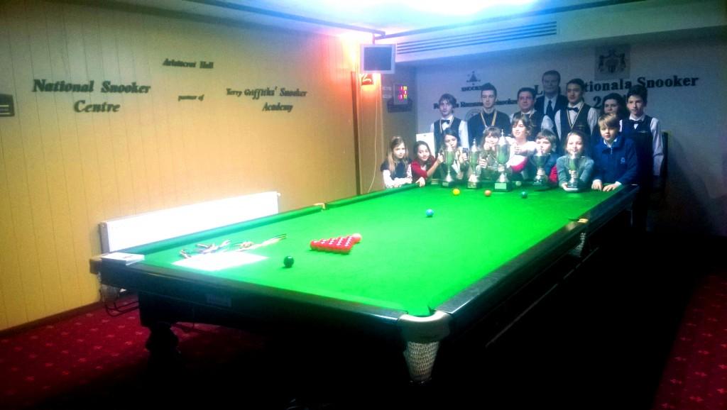 Snooker Cupa Sturdza