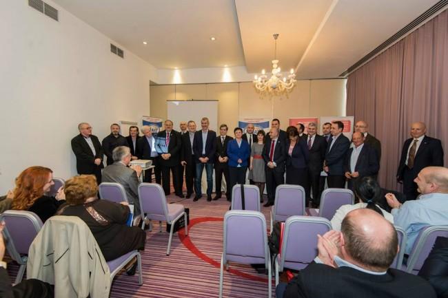 Fostul Consiliu Director al ANAT la predarea mandatului