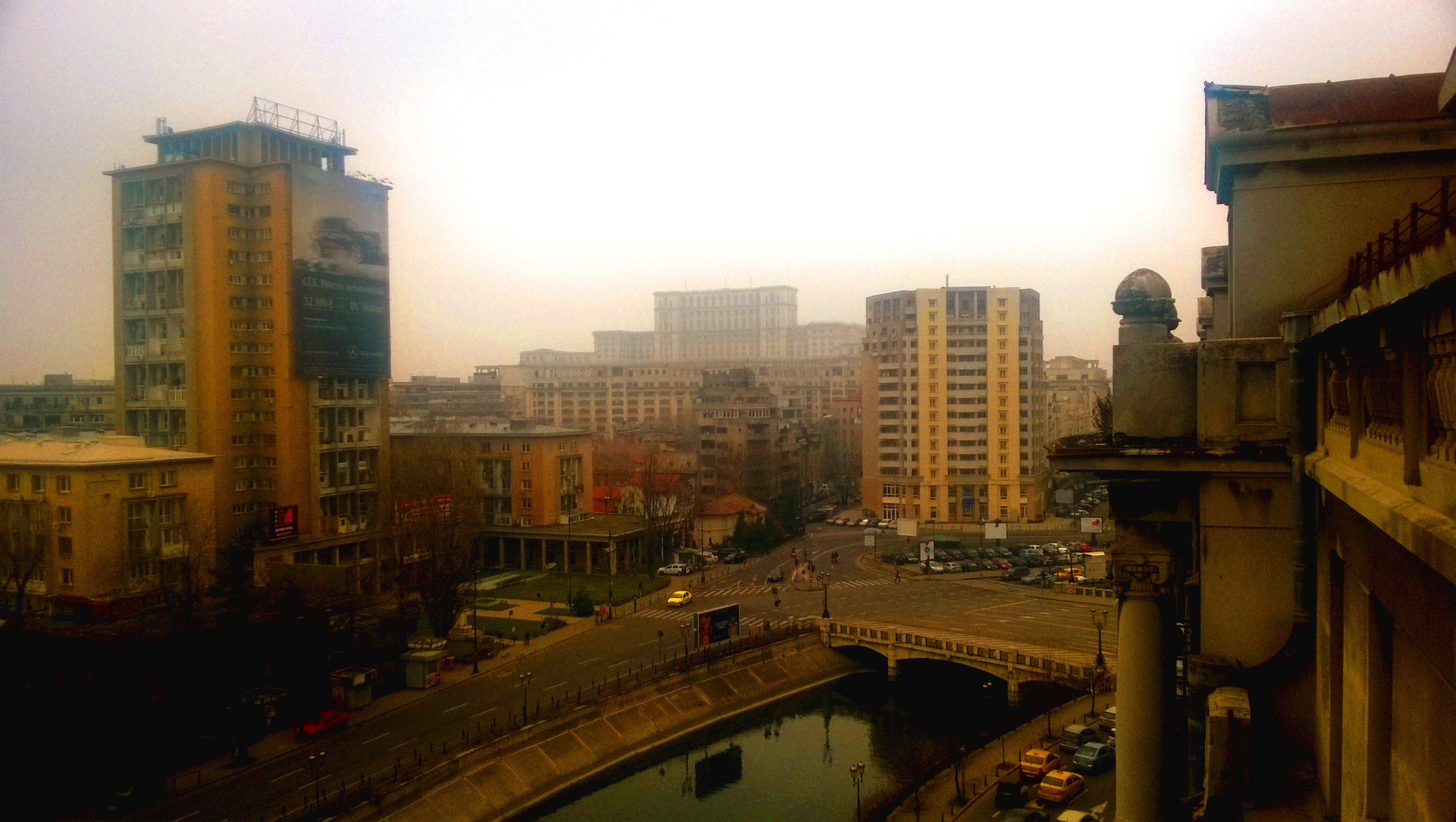 A city you must visit: BUCHAREST (1)