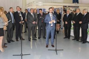 Deschiderea expozitiei de turism 2014 la MoldExpo