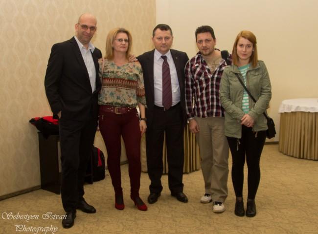 """O parte din """"Atlantis Club"""" Cernavoda, cu cel puţin doi fondatori (Sorin Repanovici şi Gabi Grosu)"""