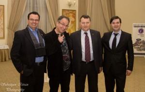 Alături de Constantin D. Pavel, Cristian Greţcu şi Sorin Repanovici