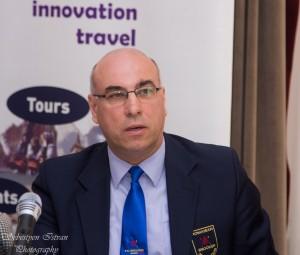 Dragoş Cozmaciuc, antrenor Federal F.R. Snooker