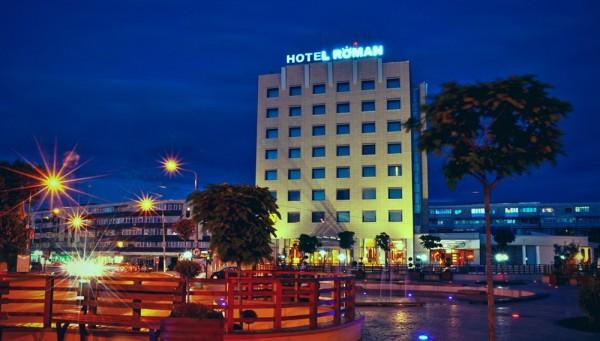 hotel roman plaza