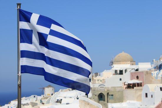 Grecia drapel