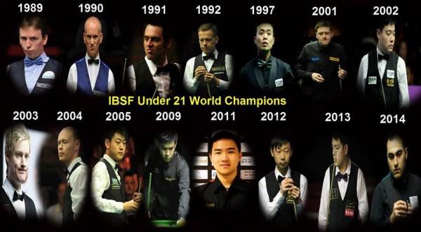La C.M. de Snooker din Bucureşti va fi descoperit următorul Ronnie O'Sullivan