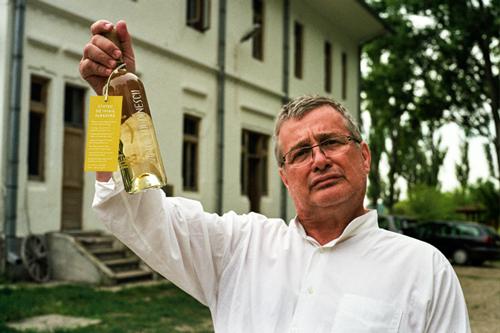 Licoarea-poezie: Vinul lui Dinescu