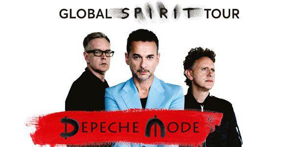 Depeche Mode: album nou, turneu nou şi concert la Cluj-Napoca pe 23 iulie 2017!