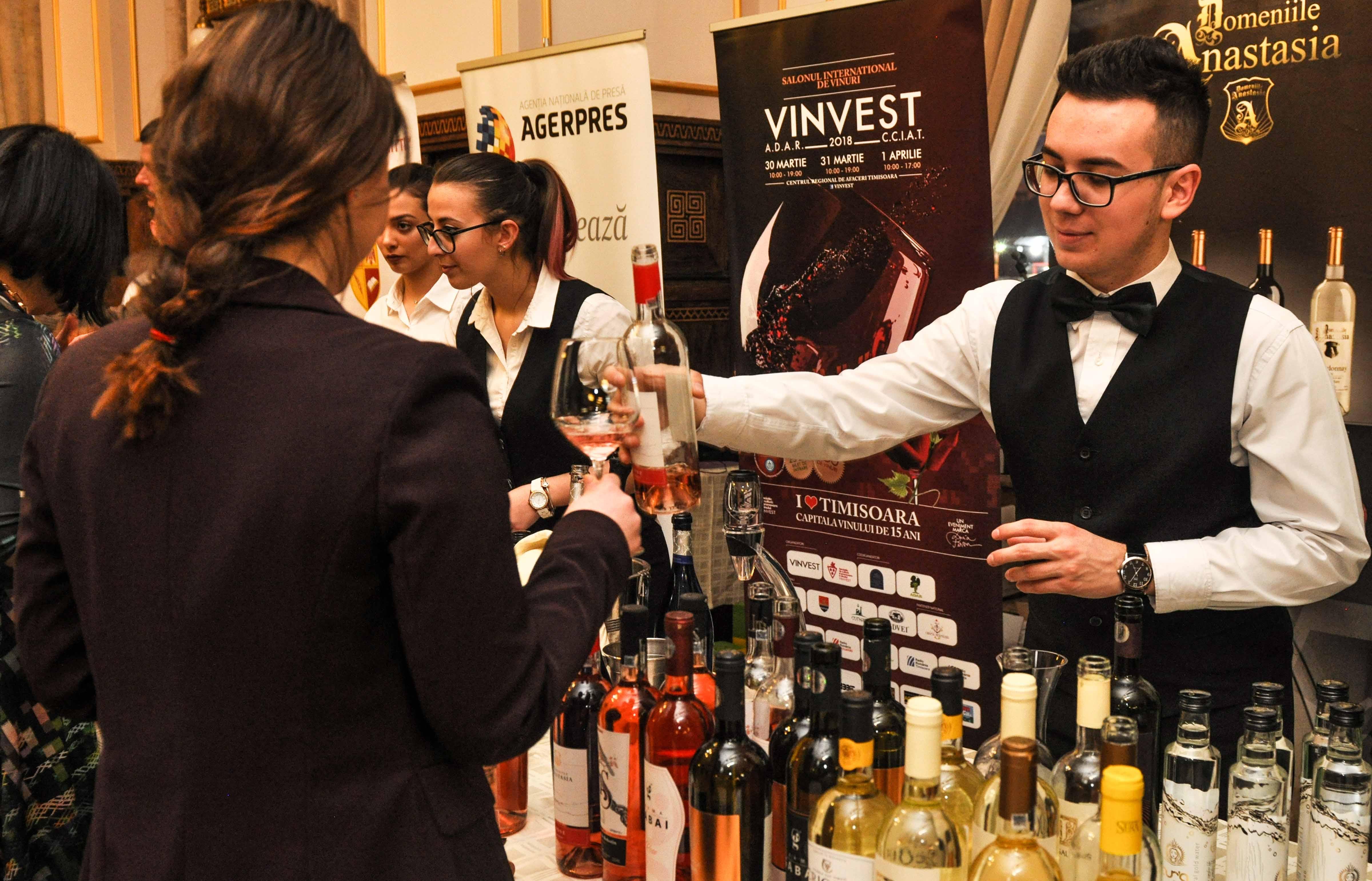 Timişoara redevine capitala vinului românesc