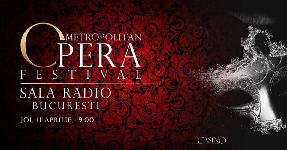 Un altfel de spectacol la Sala Radio: Metropolitan Opera Festival
