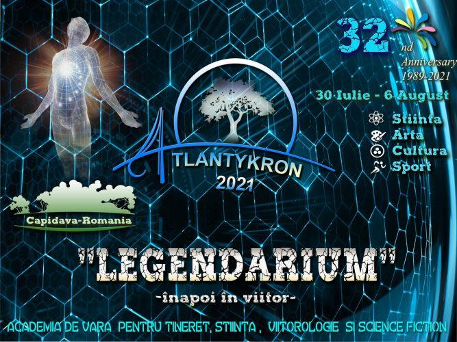 Atlantykron Legendarium