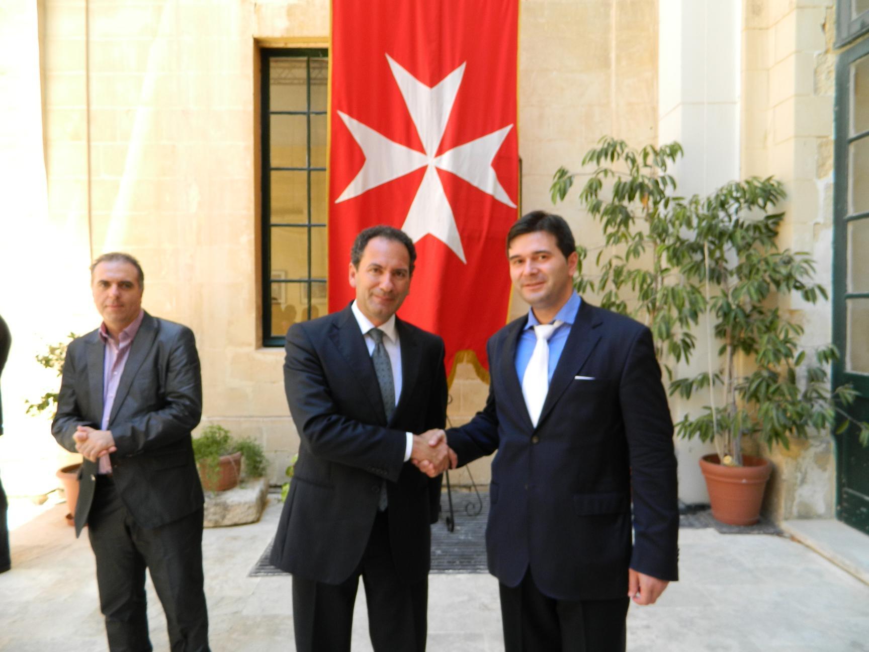 Mario de Marco: Malta oferă patrimoniu cultural, diversitate şi oameni extrem de ospitalieri