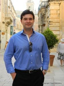 Interviul meu acordat blogerului Răzvan Pascu (www.razvanpascu.ro) - partea 1