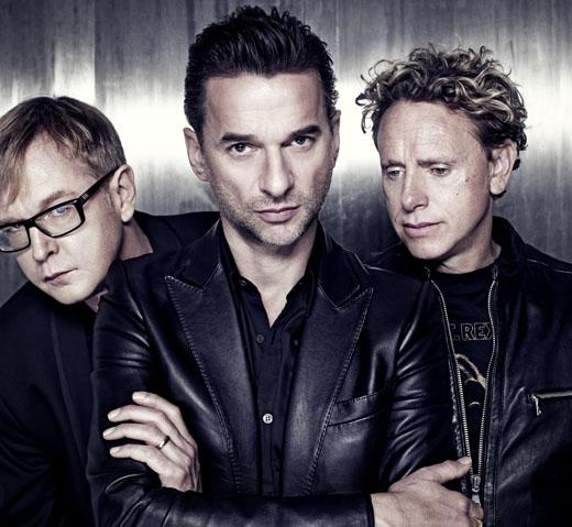 Depeche Mode: album nou şi turneu în 2013