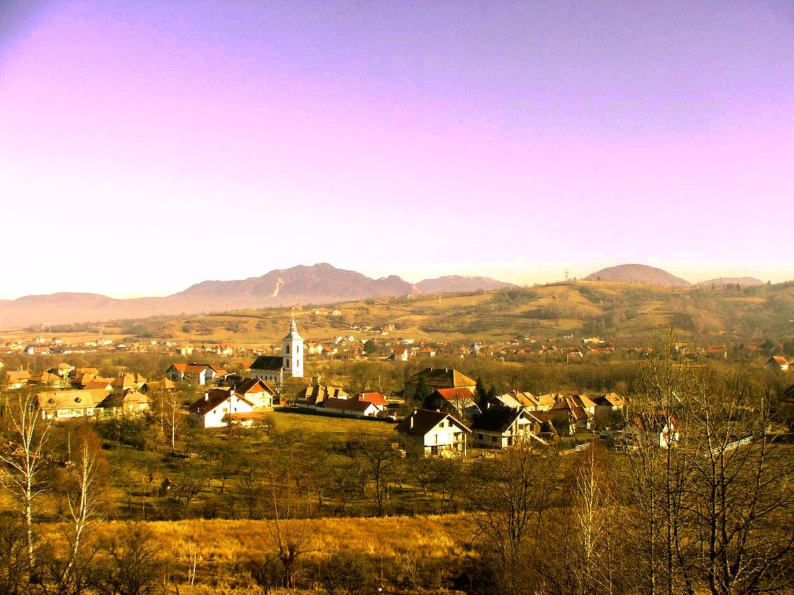 Zona de turism rural Bran-Moieciu (România – o fotografie şi o poveste / 42)