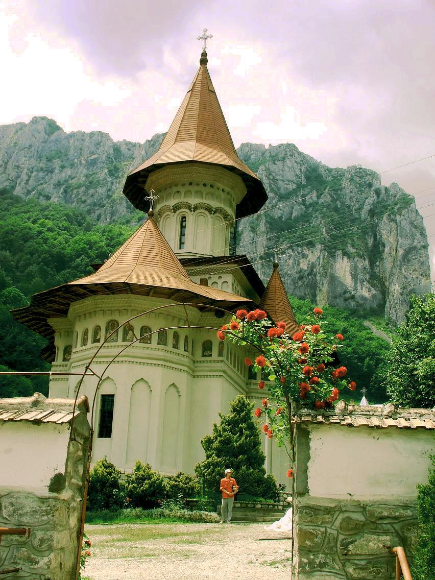 Mănăstirea Râmeţ (România – o fotografie şi o poveste / 40)