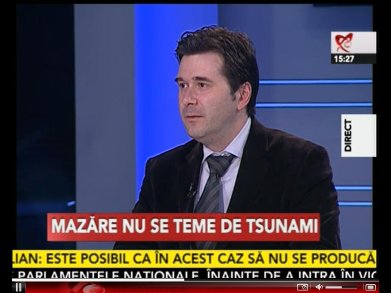 Despre Paştele turistic la români şi tsunami la Realitatea TV
