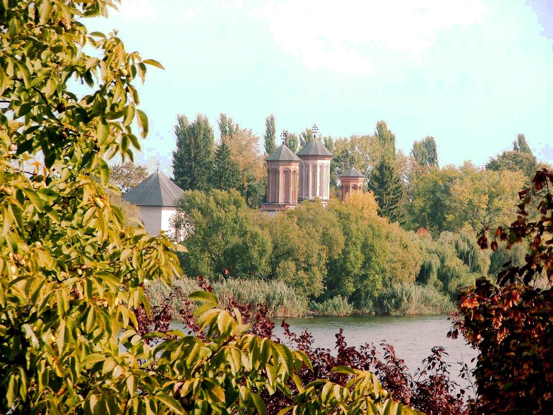 Mănăstirea Snagov (România – o fotografie şi o poveste / 37)
