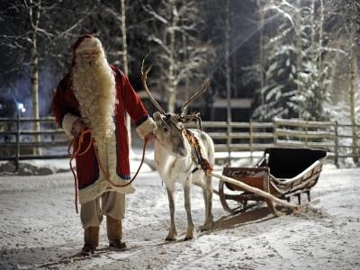 Ce aţi zice de un Crăciun în Laponia?