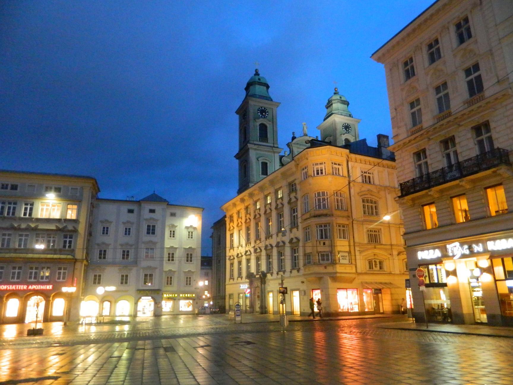 Austria Superioară - cultură şi romantism