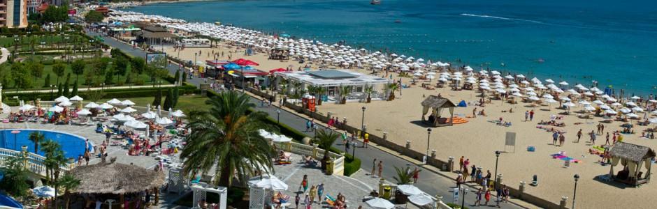 Topul staţiunilor de pe litoralul bulgăresc realizat de 3600 de turişti români
