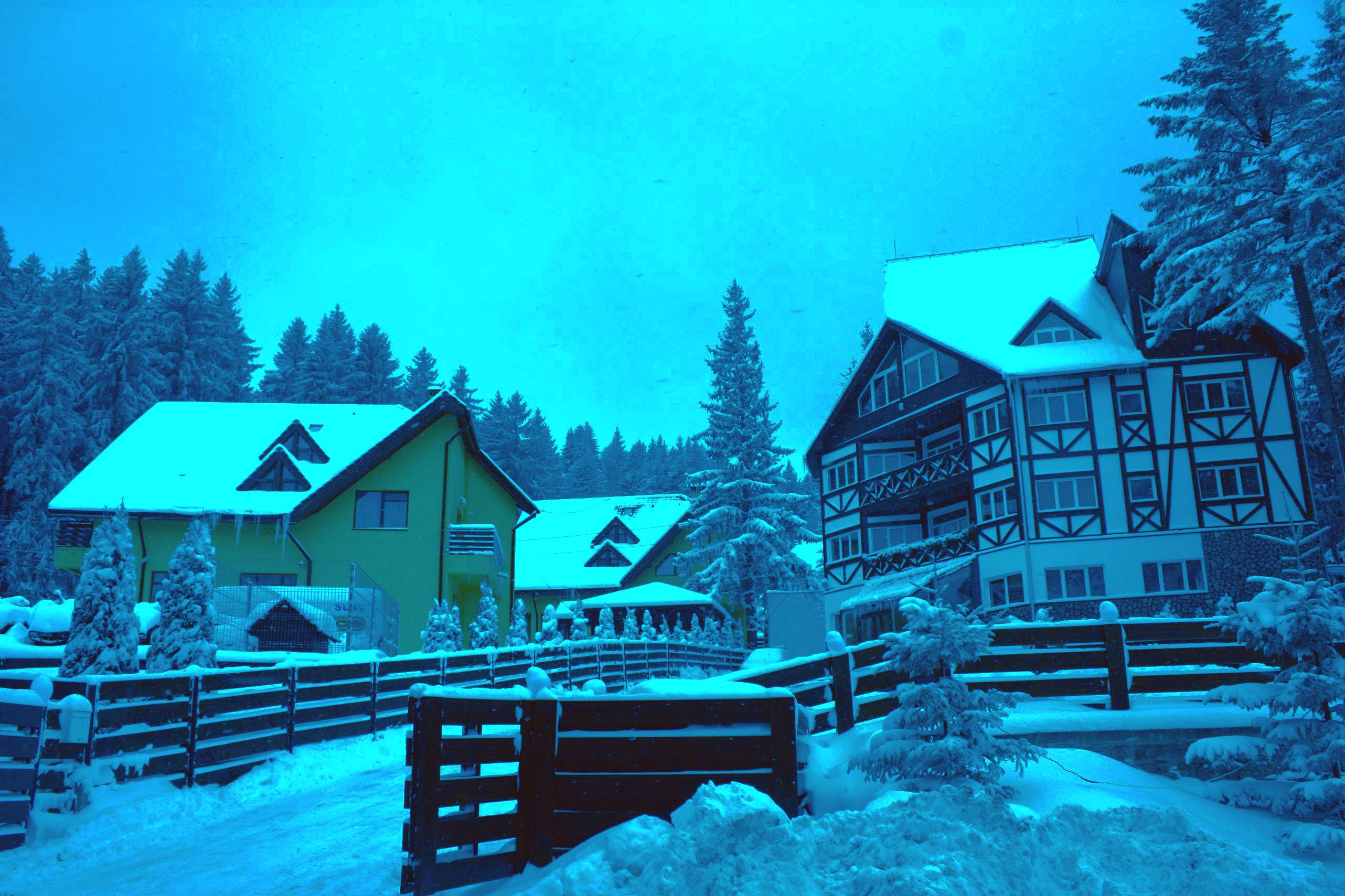 Cum poţi petrece sărbătorile de iarnă în România