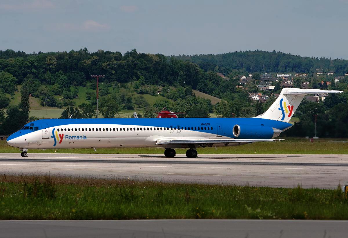 Fly Romania decolează pe 15 mai. Printre destinaţiile-premieră: Tulcea
