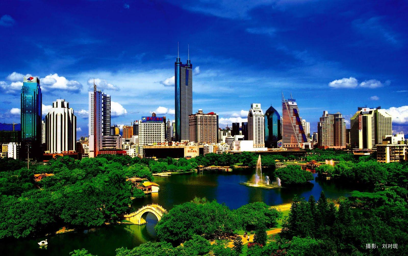 Shenzhen, noua minune a Chinei