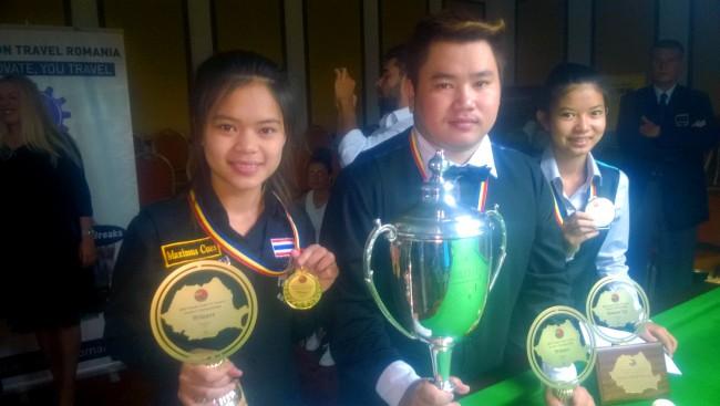 Cum a fost la Campionatul Mondial de Snooker Under 21?